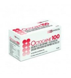 OCTOCAINE 100 – 2% Lidocaine with Epinephrine
