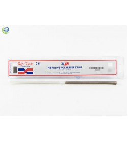 ABRASIVE STRIPS METAL ONE SIDED MEDIUM PK/12