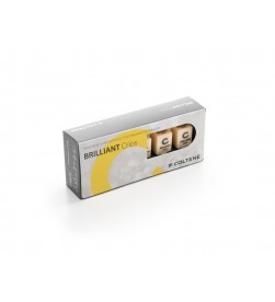 BRILLIANT CRIOS BLOCKS  LT 14 CEREC, 5PCS.