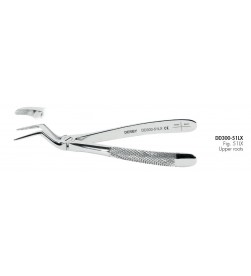 EXTRACTING FORCEP FIG. 51L DD300-51L