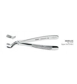 EXTRACTING FORCEPS FIG. 67A DD300-67A