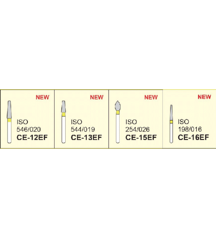 DIAMOND ROTARY INSTRUMENTS CE