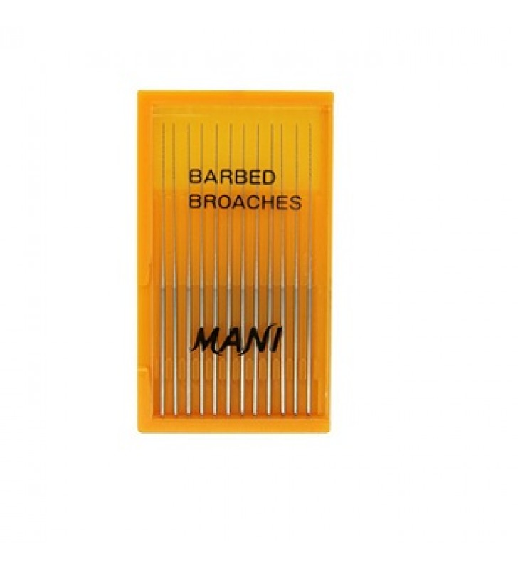 BARBED BROACHES 52MM