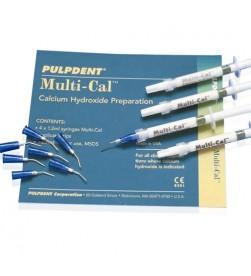 MULTI-CAL KIT 4X1.2ML SYR + 8 BENT TIPS