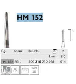Tungsten carbide surgical cutter, Safe end ( endo )