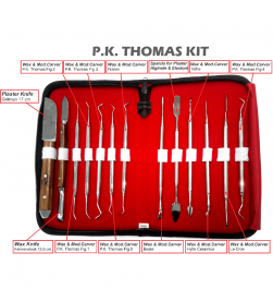 PK Thomas Kit (carving instrument kit)