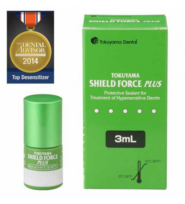 TOKUYAMA SHIELD FORCE refill 3ML